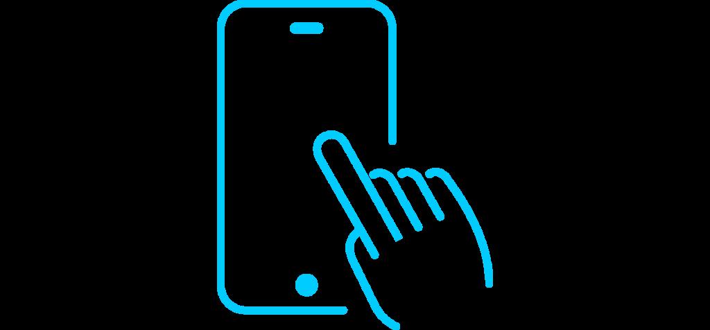Управление со смартфона