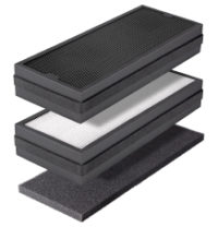 Комплект фильтров для бризера 3S (G4/HEPA/AK-XL)