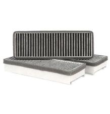 Комплект фильтров угольных класса F7