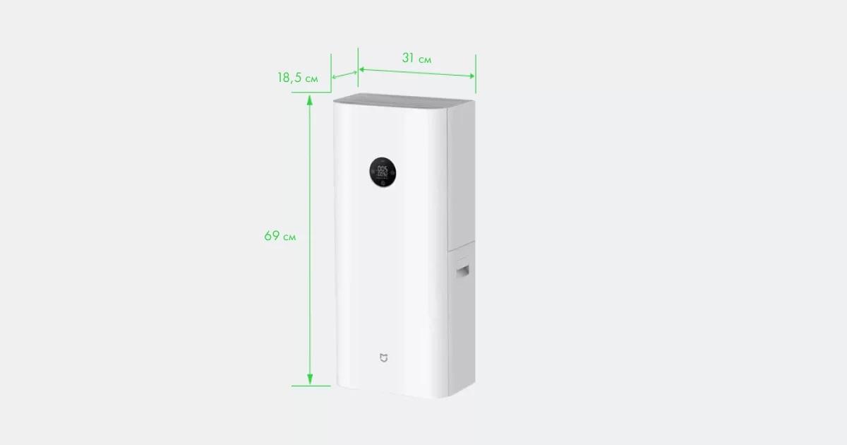Размер Xiaomi MJXFJ-150-A1