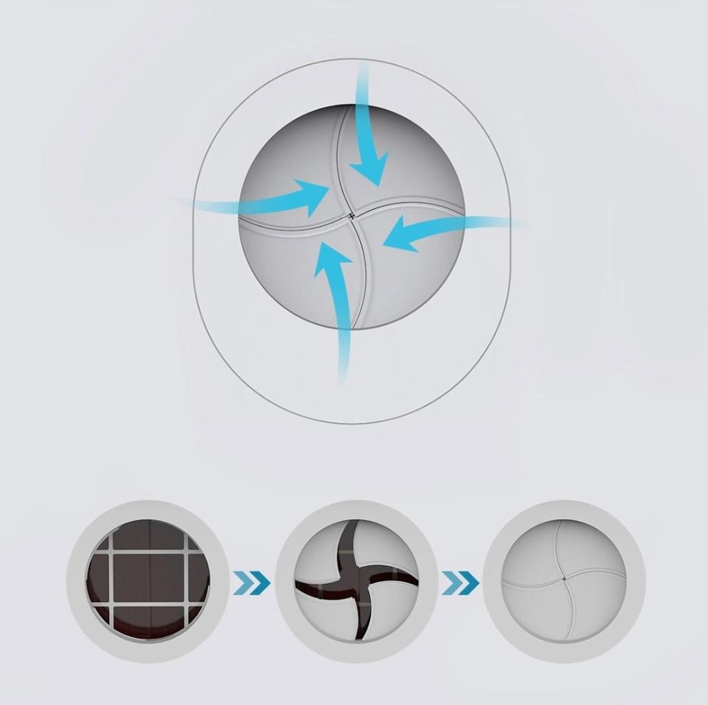 Xiaomi-MIJIA-A1 клапан